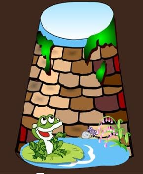 frog-in-the-well